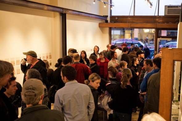 The Brink Grand Opening
